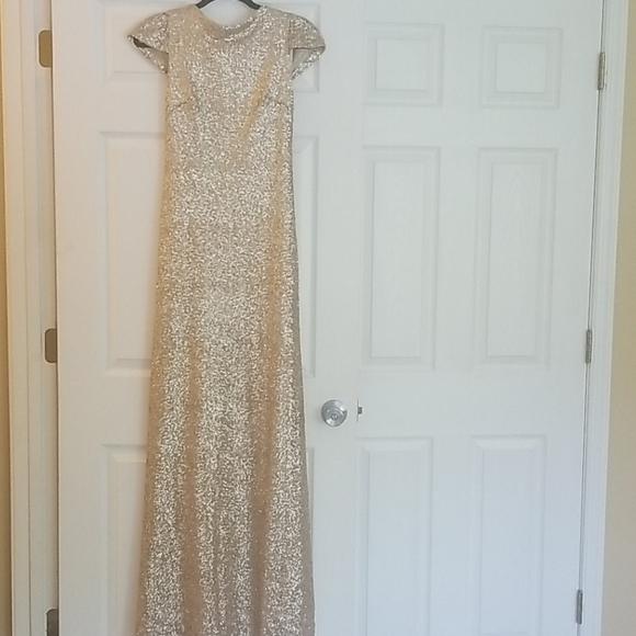 SORELLA VITA Dresses & Skirts - Gold Sorella Vita long dress